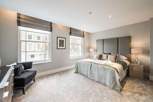 Roman Blinds For Bedroom Windows | Design Ideas 2017 2018 | Pinterest | Roman  Blinds, Roman And Master Bedroom