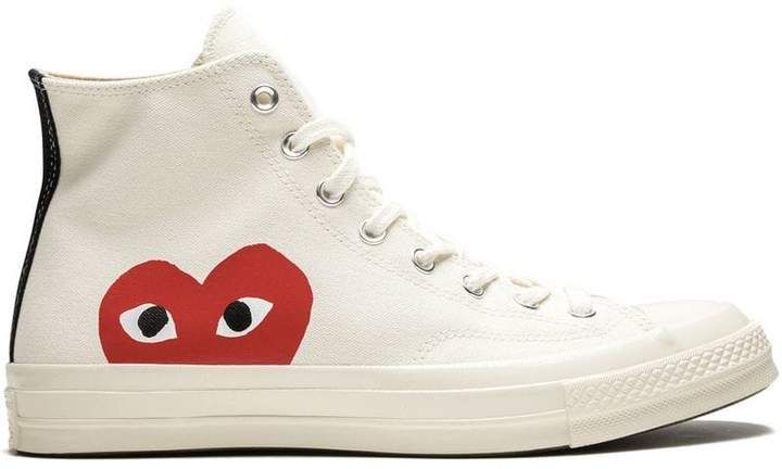 Cdg Converse High : Converse Shoes & boots & slippers