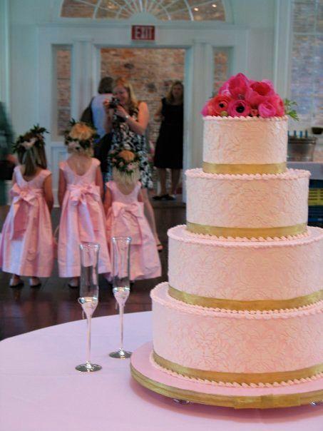 Something Sweet Bakers Cake Augusta GA
