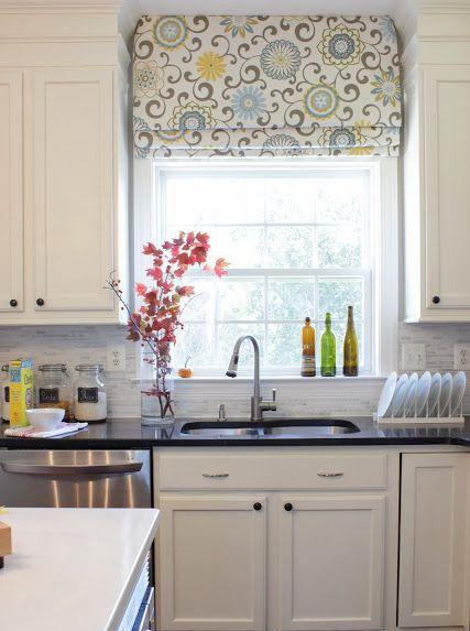 12 trucs pour donner du punch sa cuisine cuisines divers rideaux de fen tre pour la - Cuisine a donner ...