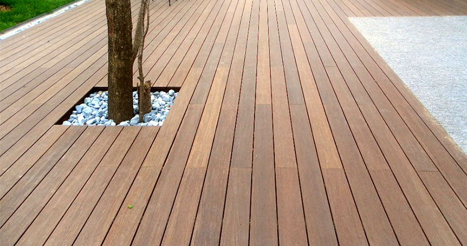 Bamboe Terras Decking Amp Wood Pinterest Bamboo