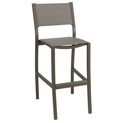 Brayden Studio Marina 41 5 Patio Bar Stool Patio Bar Stools