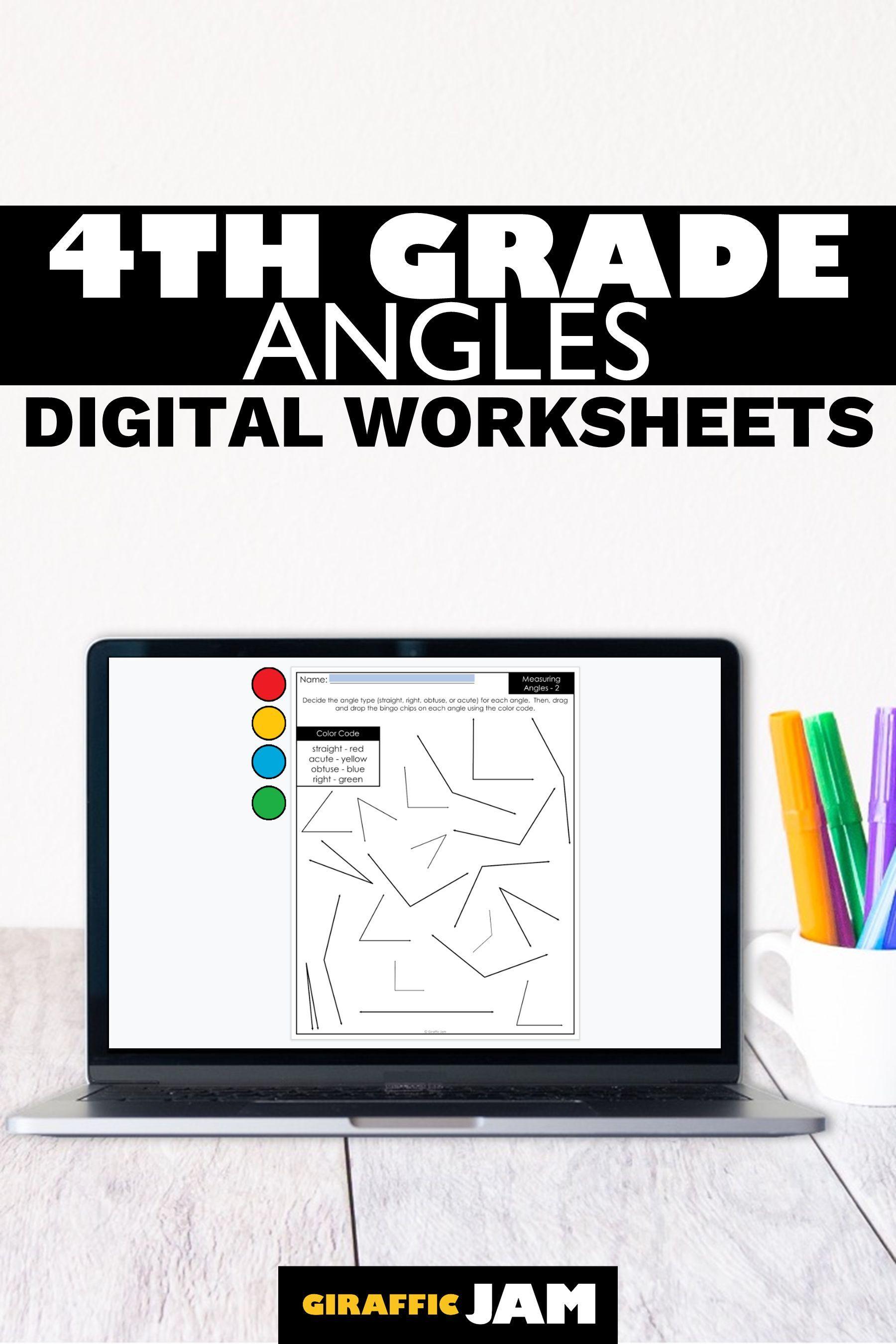 4th Grade Measurement Measurement Worksheets Angles Measuring Angles Digital Wo Google Classroom Activities 4th Grade Math Worksheets Google Classroom [ 2700 x 1800 Pixel ]