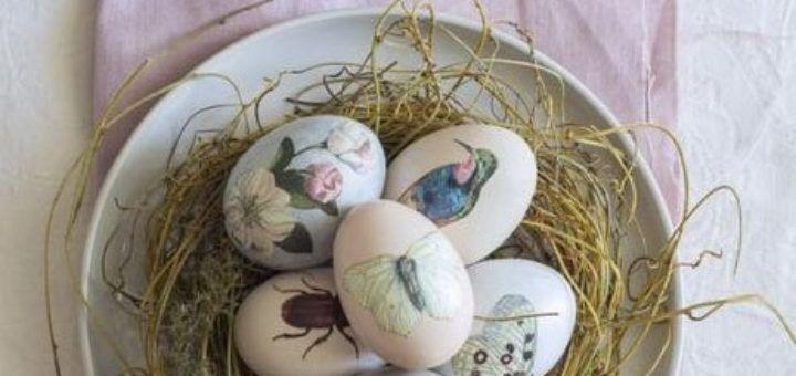 Декупаж пасхальных яиц своими руками | Пасхальные яйца ...