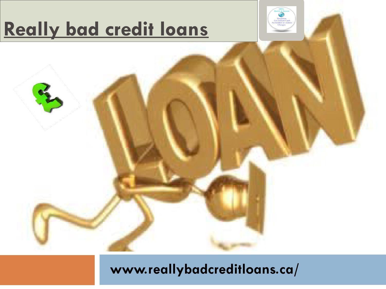 Pin On Bad Credit Loans Canada
