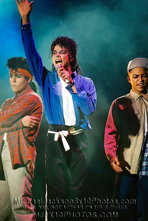 Michael jackson The Way You Make me Feel❤️
