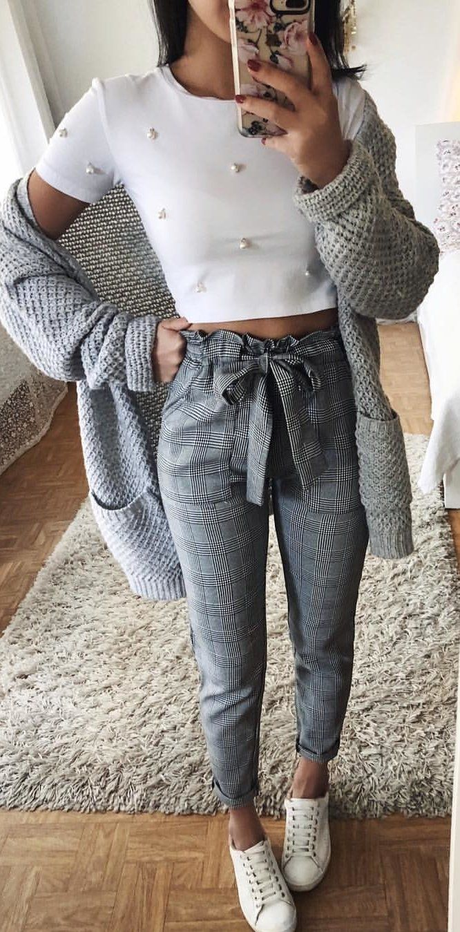 Fashion week Spring Cute outfits pinterest pictures for lady