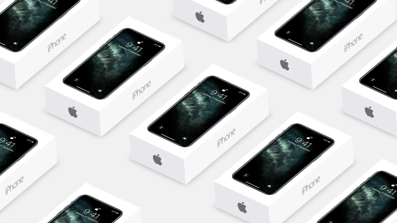 Download Pure Css Iphone 11 Box Mockup Css Isometric Design With Hover Effects Isometric Design Box Mockup Isometric