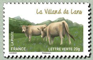 Villard de Lans (Bos primigenius taurus)