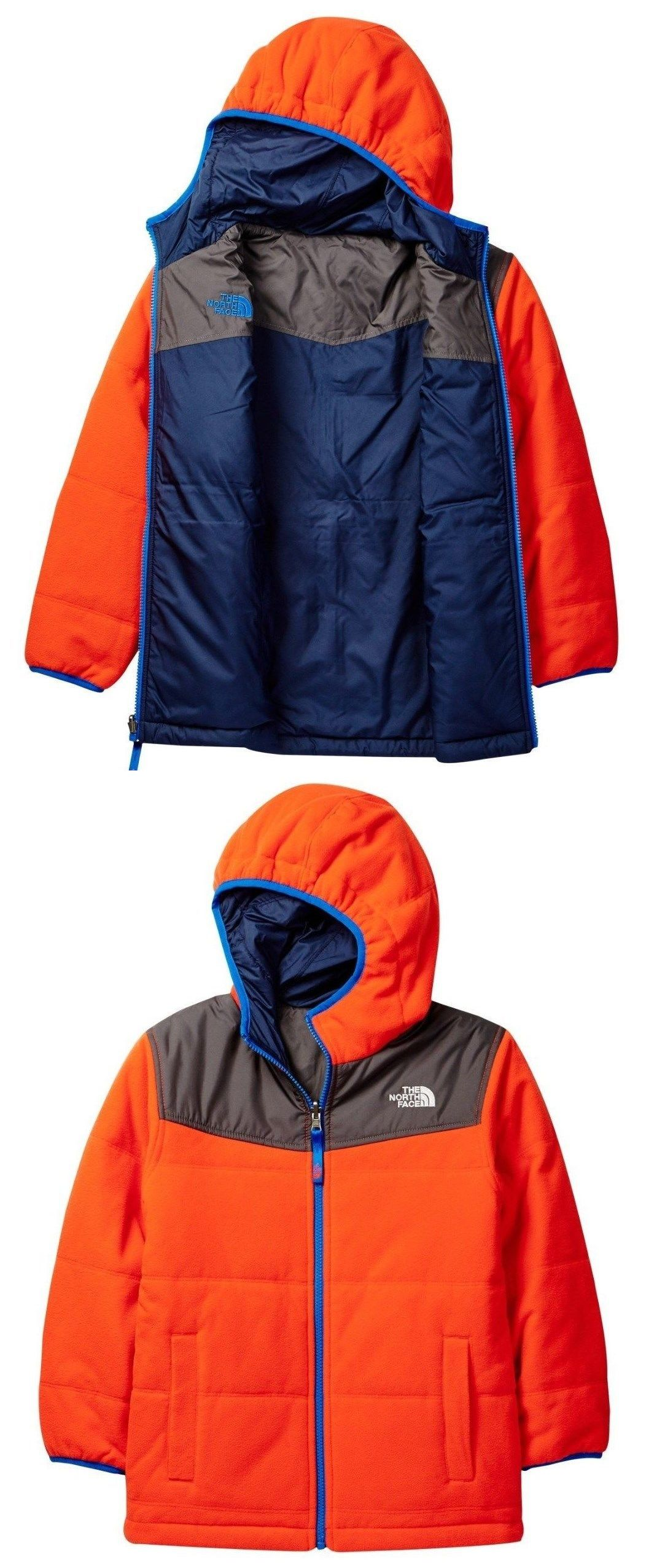 be7879970f3f Outerwear 51933  New  99 The North Face Xl Boys Reversible Winter ...