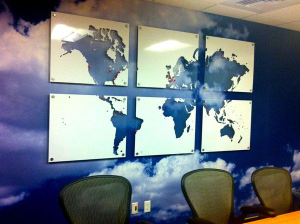 Wall Art Decor For Office : Decorating an office with wall art eco friendly home