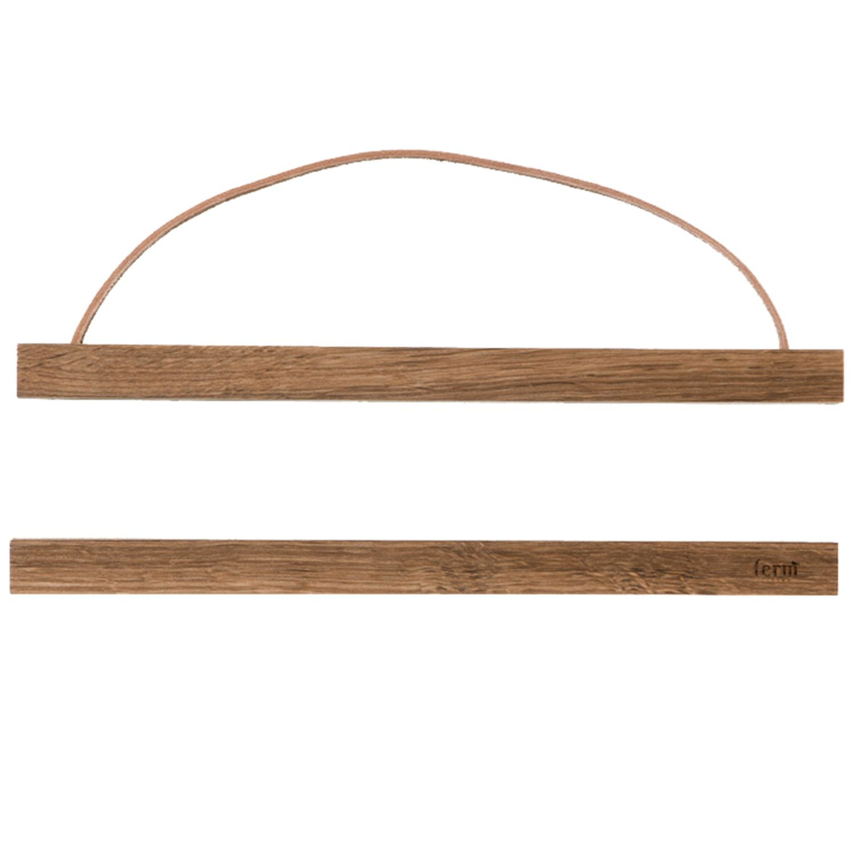 Wooden ramme S, eik i gruppen Posters / Tavler / Tavler med ramme hos ROOM21.no (1025244)