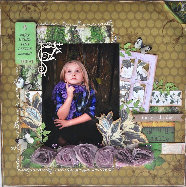 Kaisercraft - Limelight - Kelly-Ann Oosterbeek