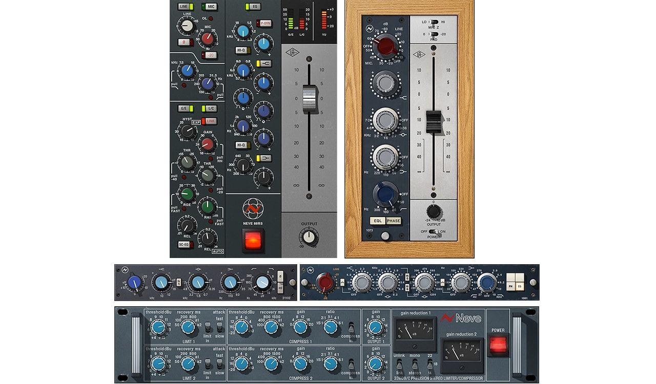 Neve Complete Bundle | Gear | Audio, Plugs, Instruments