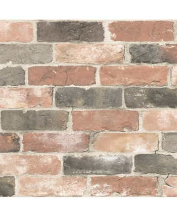 newport reclaimed brick peel and stick wallpaper in 2019 products rh pinterest com
