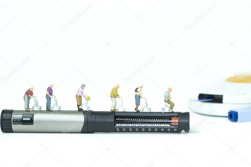 Miniature ederly group walking on insulin pen,medical concept - Stock Pho , #Aff, #walking, #insulin, #group, #Miniature #AD #miniaturemedical Miniature ederly group walking on insulin pen,medical concept - Stock Pho , #Aff, #walking, #insulin, #group, #Miniature #AD #miniaturemedical