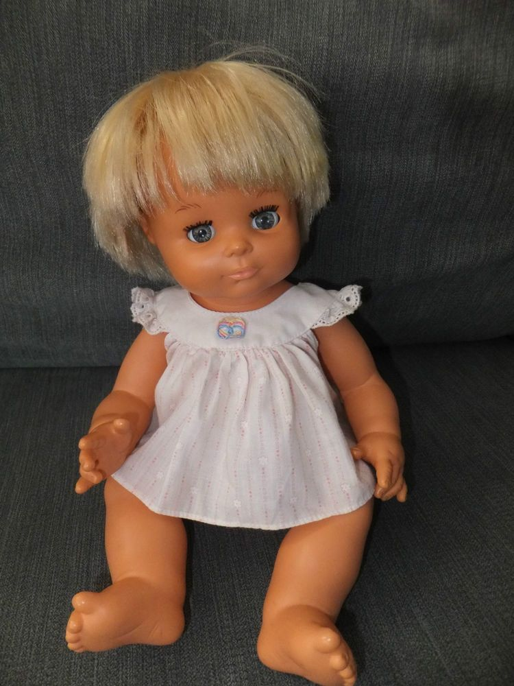 Vintage Fisher Price girl baby doll 1982 in Dolls