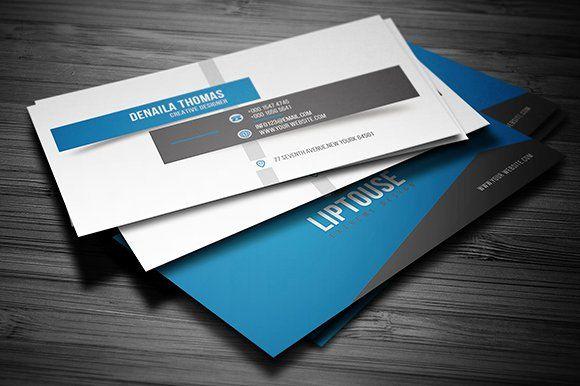 Business Card Business Card Template Design Business Cards Creative Templates Corporate Business Card