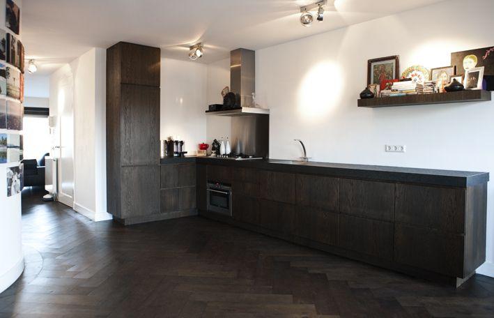 Houten Keuken Utrecht : Houten visgraat vloeren on Pinterest 26 Pins