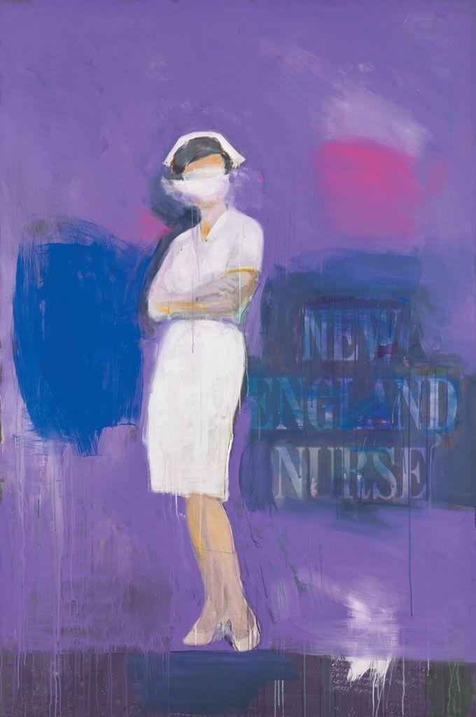 Richard Prince, New England Nurse, 2002