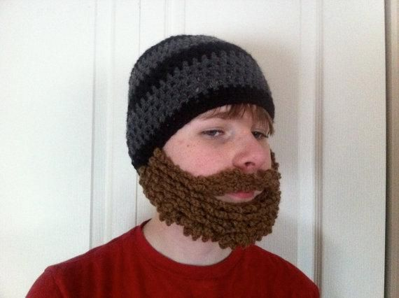Bearded Toque Pattern by Bean\'s Bag | Growing facial hair, Patterns ...