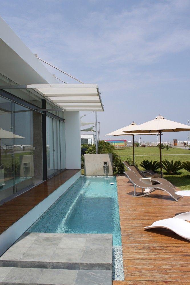 Galer a de casa de playa bora bora arquitectos 1 for Disenos de casas de playa pequenas