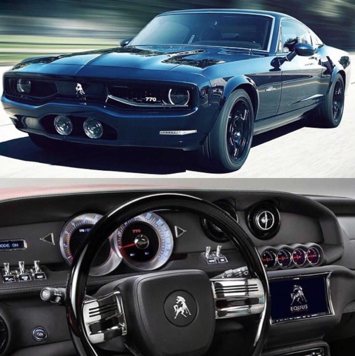Equss Bass 770: Our #MotivationMonday Comes From This Equus Bass 770! We