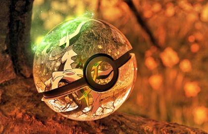 Arceus The Legendary Pokemon Cute Pokemon Wallpaper Pokeball