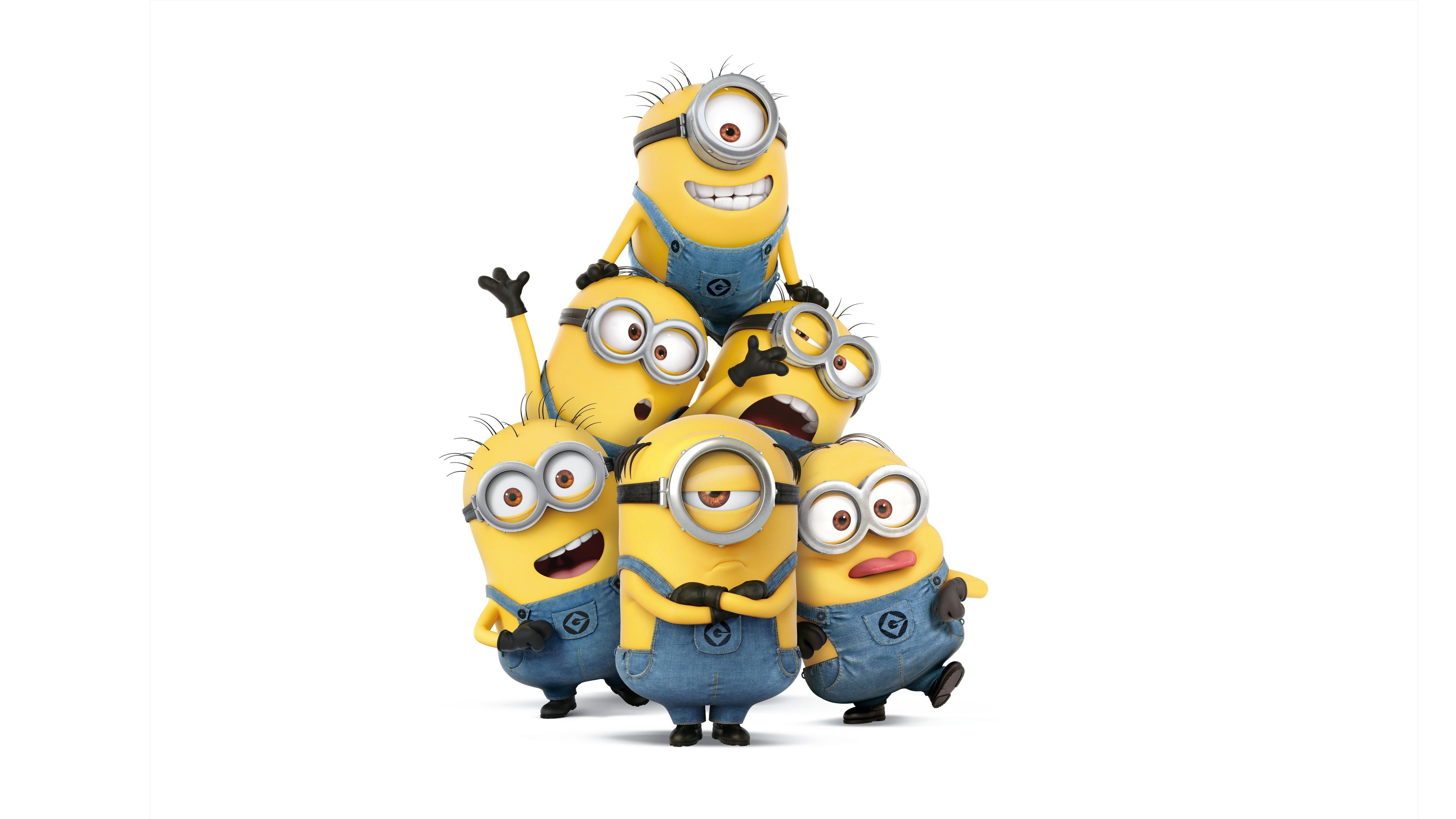 3840x2160 minions 4k wallpaper pc background