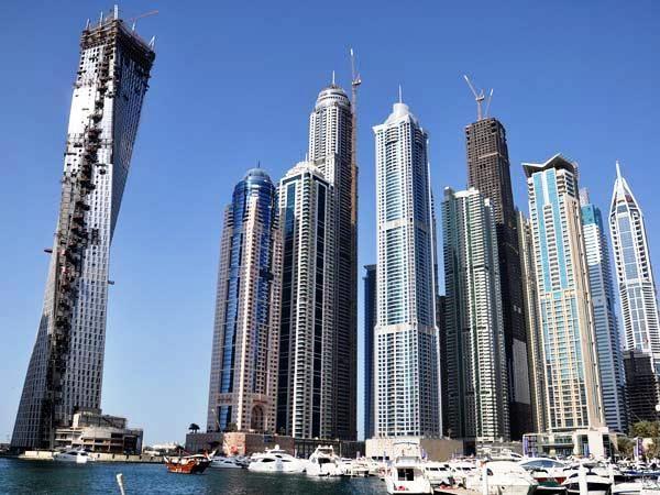 los edificios ms altos del mundo los rascacielos de dubi