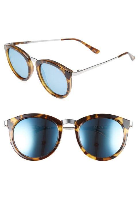 e188ae2dd9 Le Specs No Smirking 51mm Polarized Sunglasses