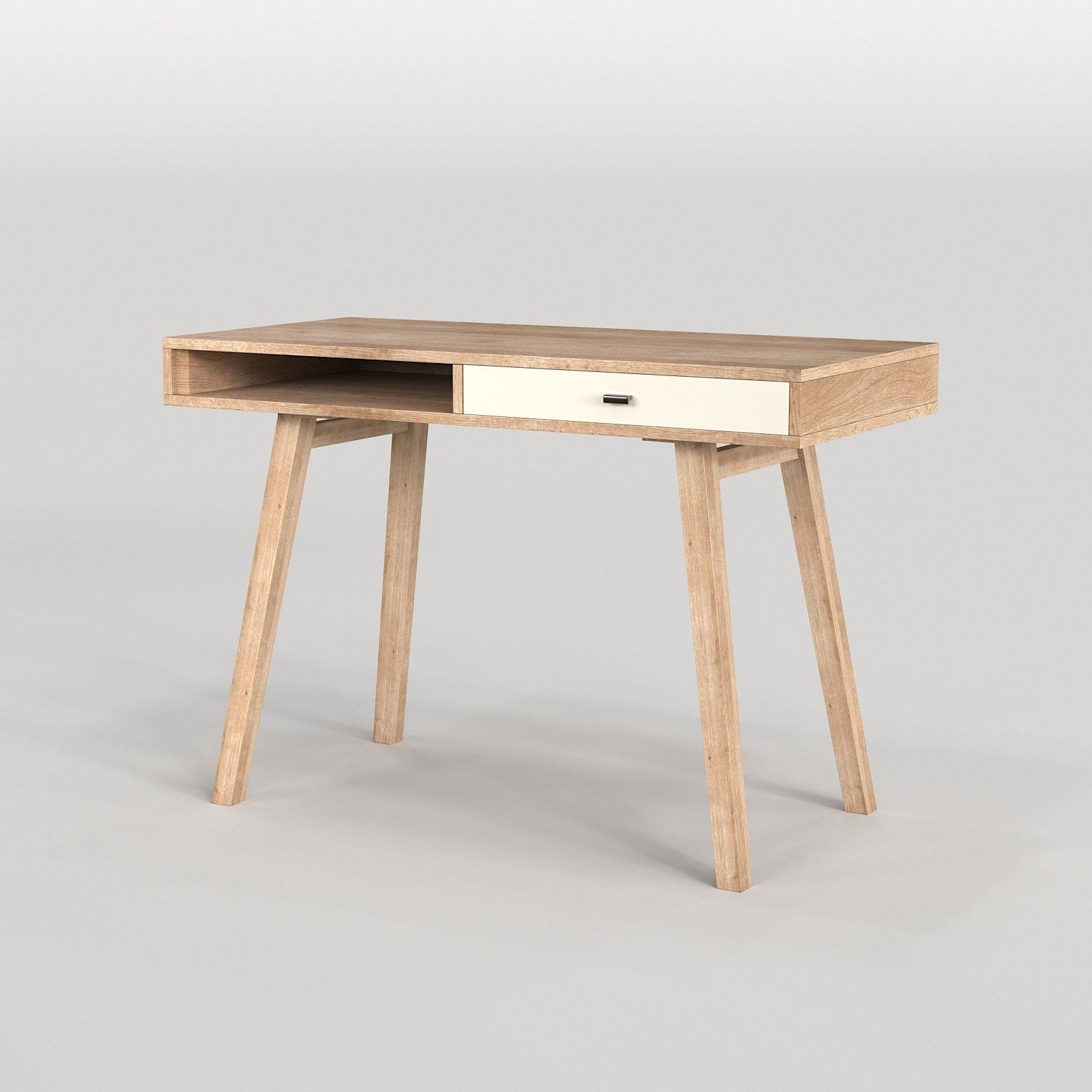 Scandinavian Desk 01 Scandinavian Desk Scandinavian Furniture