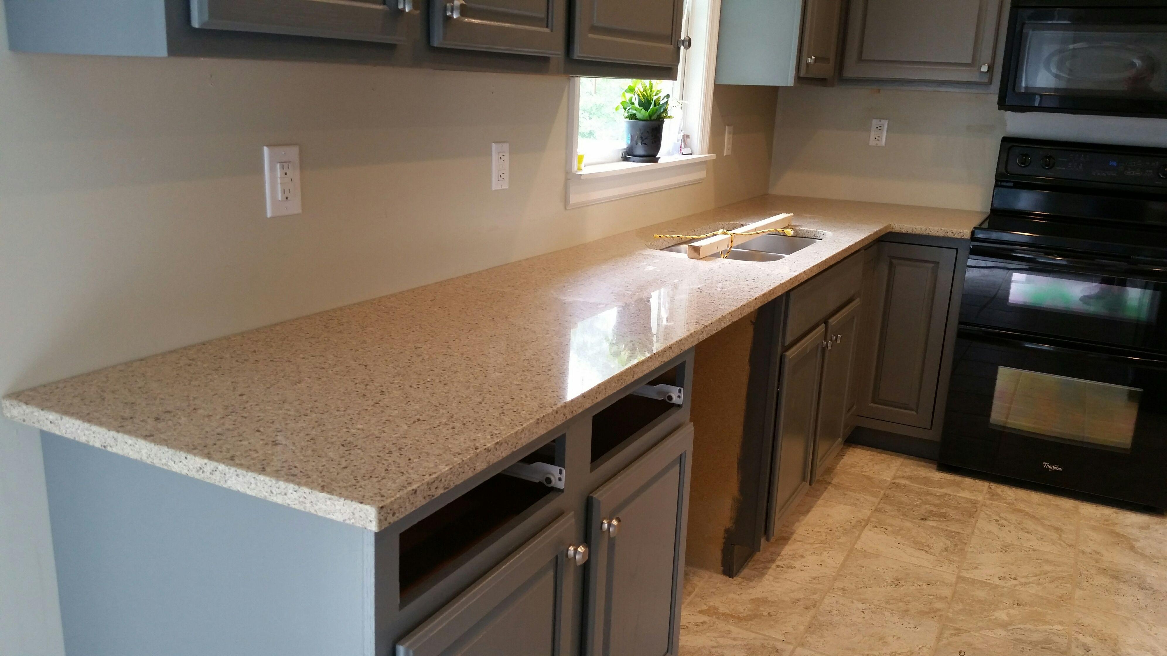 Silver Lake LG Viatera Quartz Kitchen Countertop Install For The Walker  Family. Knoxvilleu0027s Stone Interiors