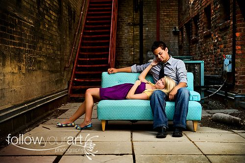 Urban couple photography google search love this one