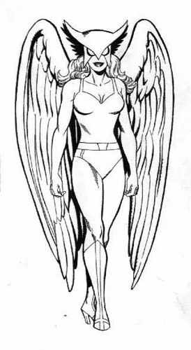dclicensing_03_hawkgirl | Super Powers (スーパーパワーズ ...