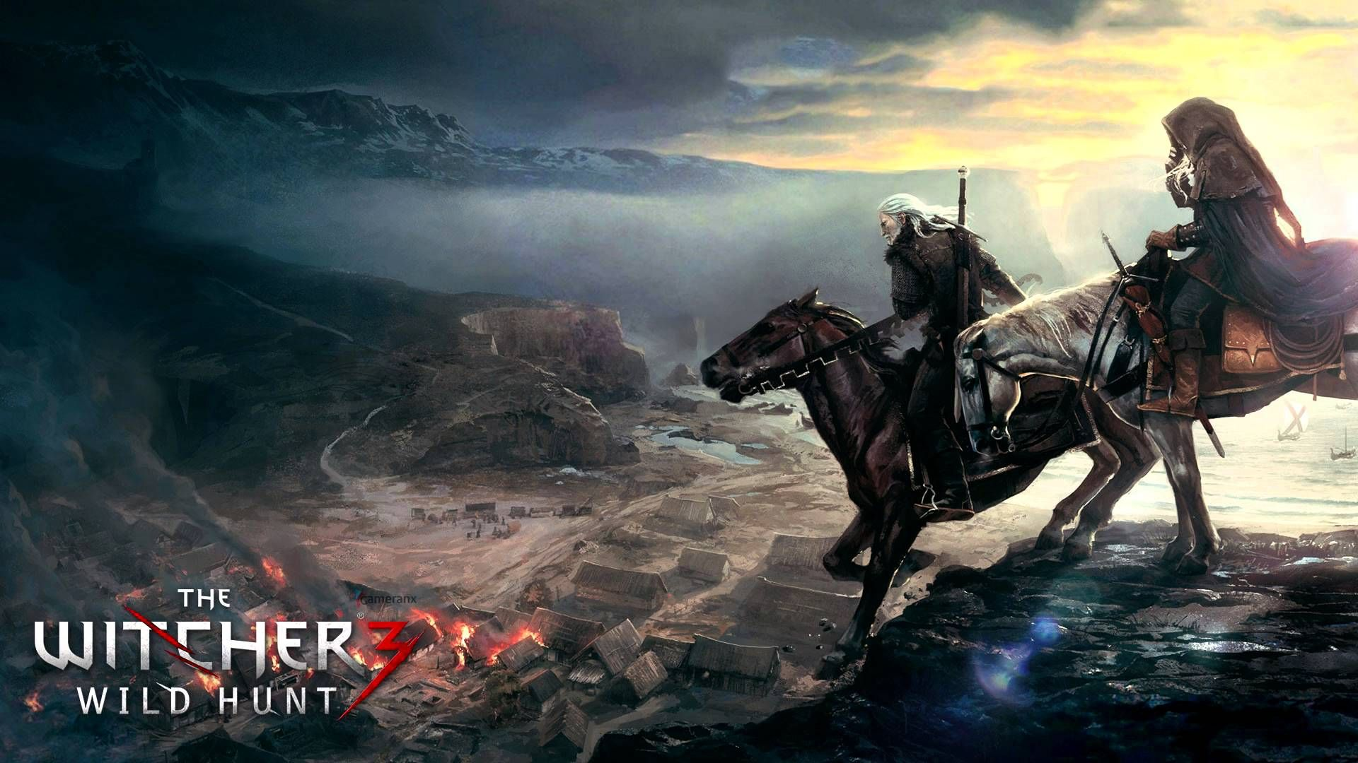 The Witcher 3 Wild Hunt Cloak And Dagger Extended The Witcher