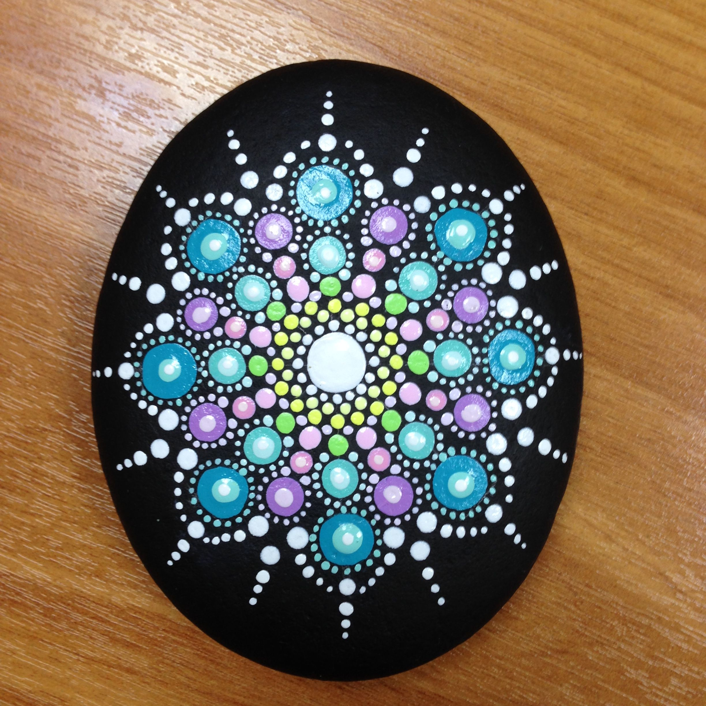 Image result for mandala rocks