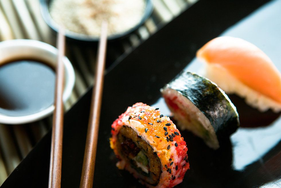 Hiros Tokyo Japanese Steakhouse And Sushi Bar Tarpon Springs And New Port Richey Fl Food Sushi Dinner Japanese Food
