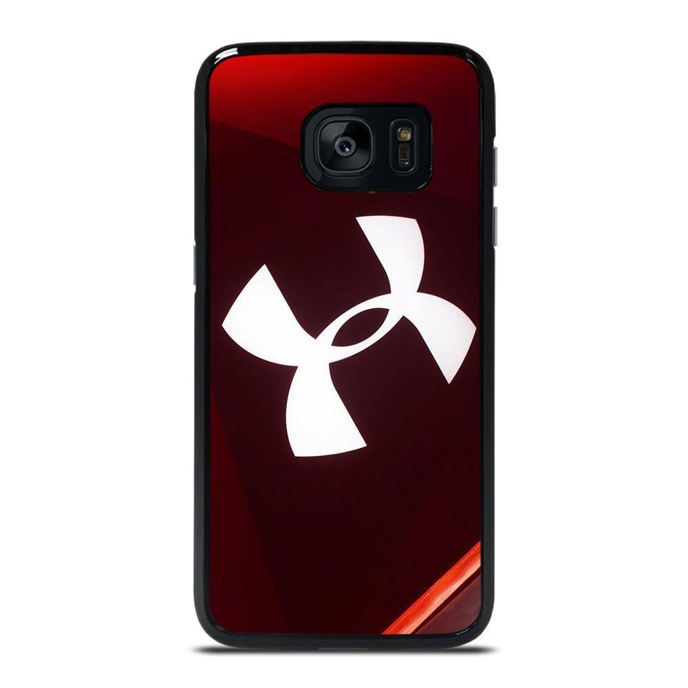 Under Armour Red Logo Samsung Galaxy S7 Edge Case Casefine Samsung Galaxy S7 Edge Cases Samsung Galaxy S7 Edge Samsung Galaxy S7