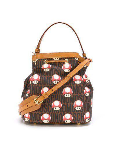 MOSCHINO Moschino Bag. #moschino #bags #leather #pvc