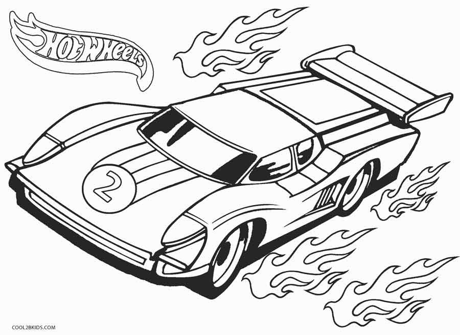 Printable Hot Wheels Coloring Pages For Kids Cool2bKids Car