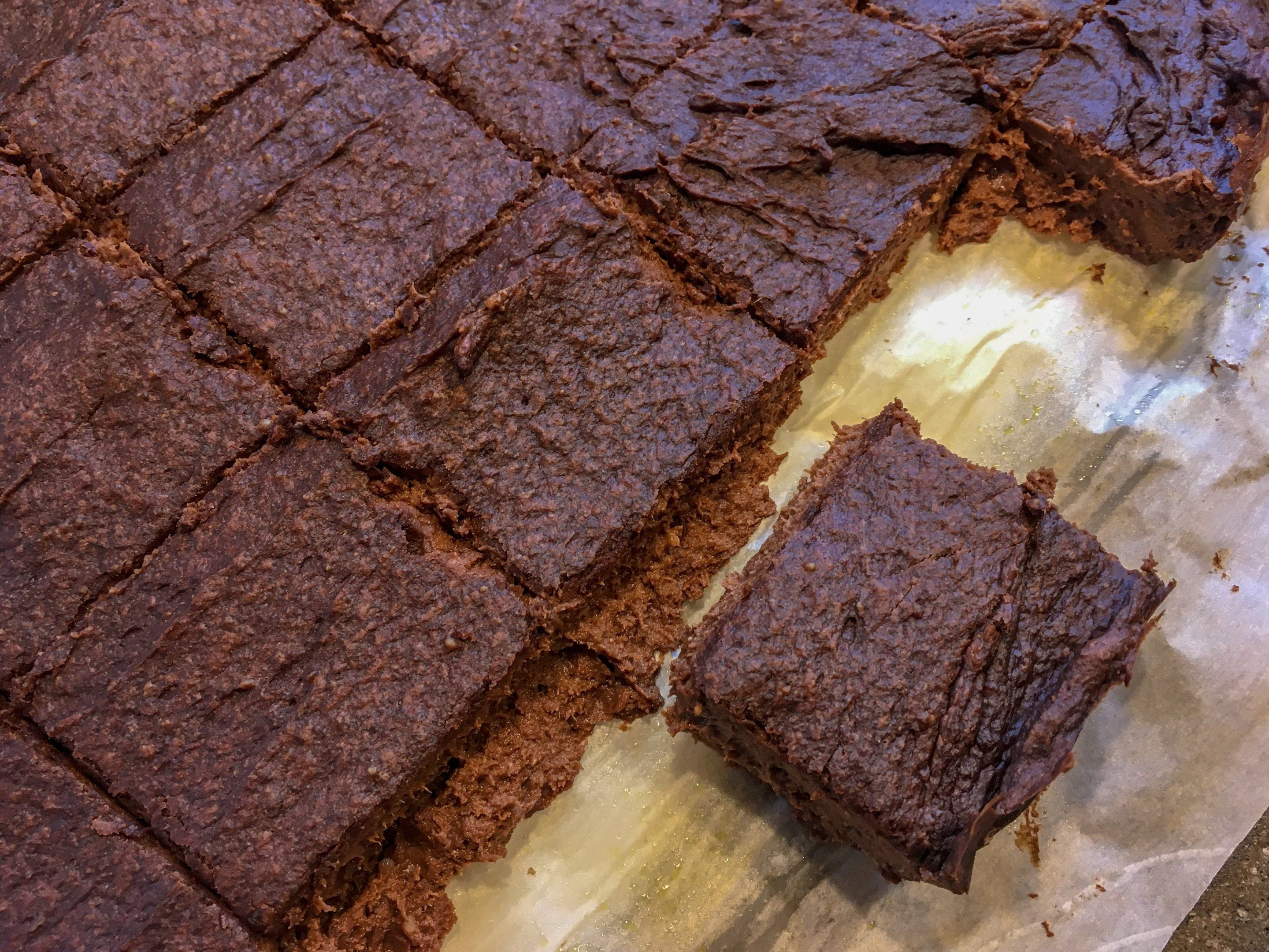 Healthy Pumpkin Brownies Recipe Pumpkin Brownies How