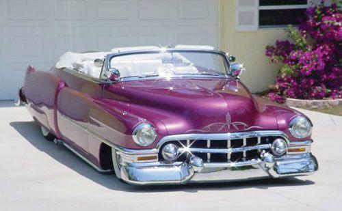 51 Cadillac Convertible | Custom Clics | Pinterest | Cadillac ...