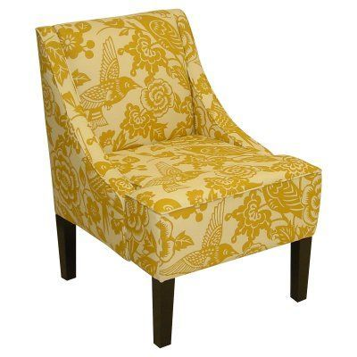 Swoop Chair - 72-1_CANARY_MAIZE