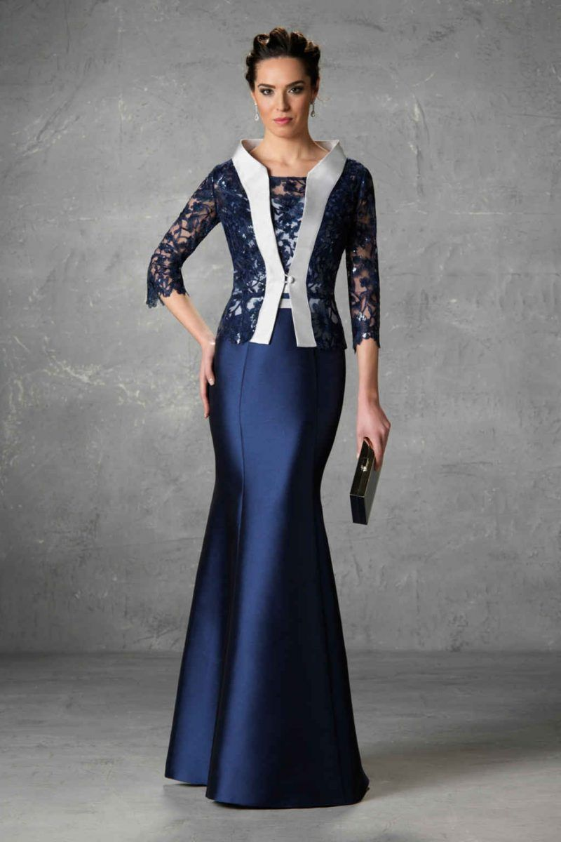 Vestidos de Madrina Esthefan y Fiesta 2018 - Creando Tendencia - Entrenovias b4f9c21d660c