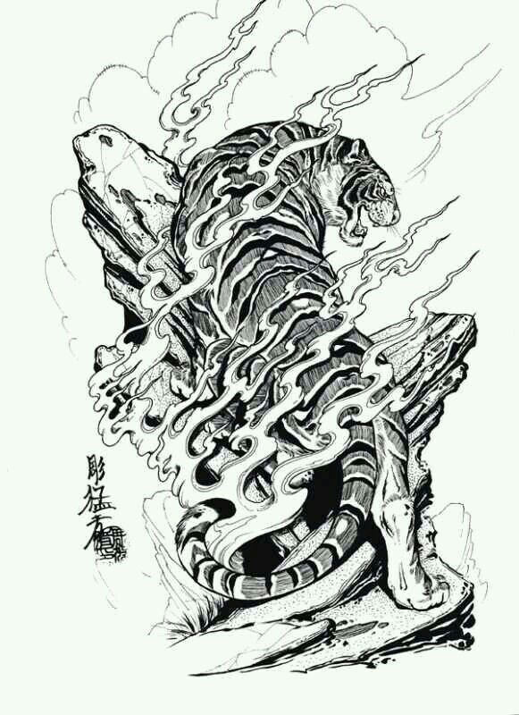 Pin By Toby Adshead On Chinese Tattoos And Not Japanese Tattoos