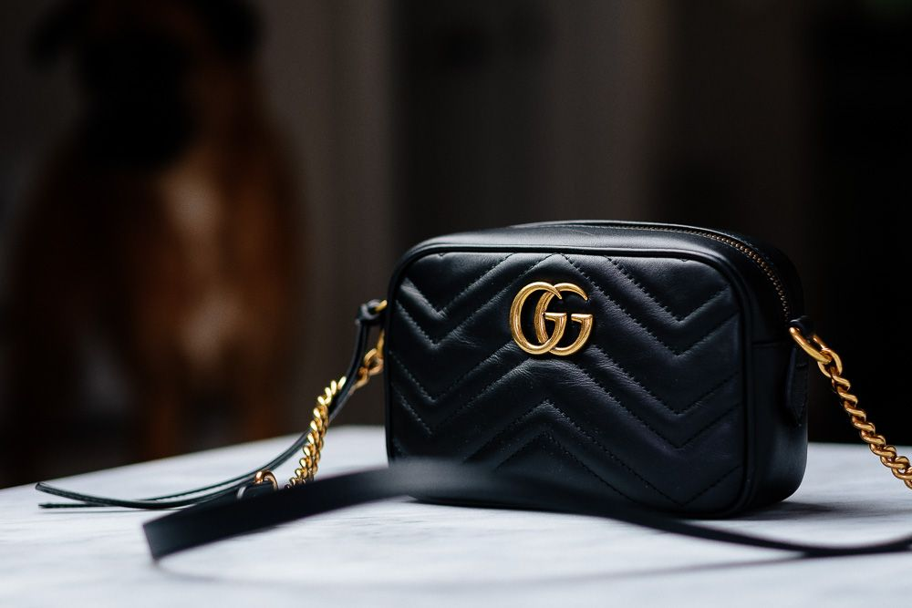 89dc56f93 Gucci GG Marmont Mini Matelassé Camera Bag. | My Style in 2019 ...