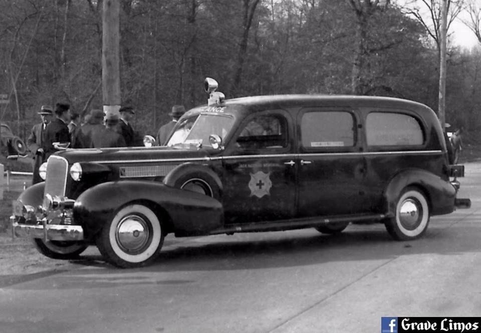 1934 Vauxhall ambulance. New South Wales, Australia. #Vauxhall ...