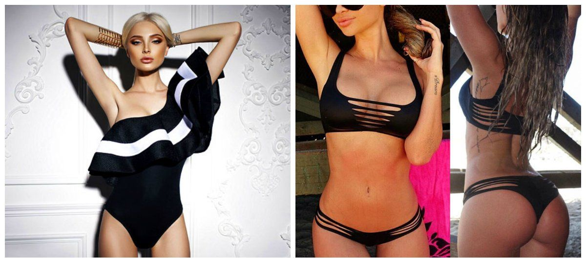 7e4ce3b34e762 bathing suits 2018, trends and tendencies of ladies bathing suits #summer # swim #swimsuit #bath #bathing #cute #fashion #style #stylish #women #modern  #nice ...