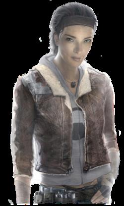 FF Cinematic Mod 2013: Alyx Vance HD | Half-Life 2 Skin Mods